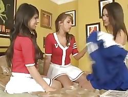 hot cheerleader huge boobs movies