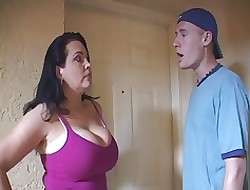 Housewife big breast